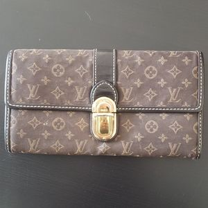 Vintage Louis Vuitton Canvaa Wallet